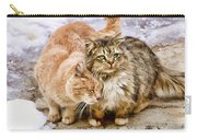 Gutter Kitties Five Carry-all Pouch
