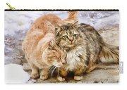 Gutter Kitties Five Carry-all Pouch