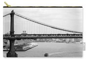 Manhattan Bridge Span Carry-all Pouch