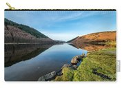 Gwydyr Forest Lake Carry-all Pouch by Adrian Evans