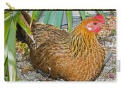 Gypsy Chicken-hen Carry-all Pouch