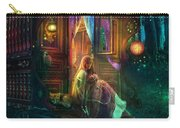 Gypsy Firefly Carry-all Pouch by Aimee Stewart