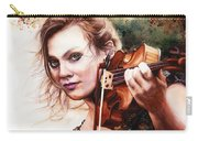 Gypsy In My Soul Carry-all Pouch