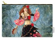 Gypsy Queen Sofia The Bellydancer Carry-all Pouch