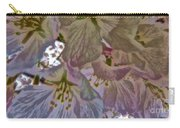 H Cherry Blossom Cont L Carry-all Pouch