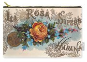 Habana Cigar Label Carry-all Pouch