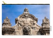 Habsburg Gate Details In Budapest Carry-all Pouch
