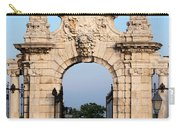 Habsburg Gate In Budapest Carry-all Pouch