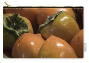 Hachiya Persimmons Carry-all Pouch