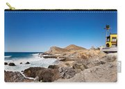 Hacienda Cerritos On The Pacific Ocean Carry-all Pouch