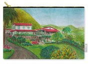 Hacienda Gripinas Old Coffee Plantation Carry-all Pouch