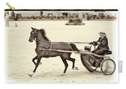Hackney Pony Cart Carry-all Pouch