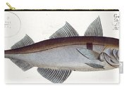 Haddock Carry-all Pouch