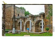 Hadrian's Gate In Antalya-turkey Carry-all Pouch