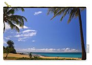 Haena Beach Haven Carry-all Pouch
