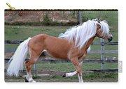 Haflinger Stallion Carry-all Pouch