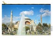 Haghia Sophia Fountain 02 Carry-all Pouch