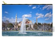 Haghia Sophia Fountain Carry-all Pouch