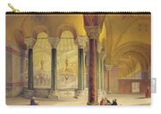 Haghia Sophia, Plate 11 The Meme Carry-all Pouch