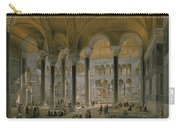 Haghia Sophia, Plate 6 The North Nave Carry-all Pouch