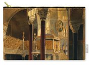 Haghia Sophia, Plate 8 The Imperial Carry-all Pouch