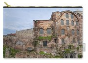 Hagia Irene Mosque Panorama Carry-all Pouch