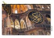 Hagia Sofia Interior 05 Carry-all Pouch
