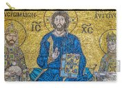 Hagia Sofia Mosaic 09 Carry-all Pouch