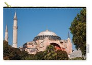 Hagia Sophia Blue Sky 01 Carry-all Pouch