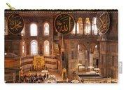 Hagia Sophia Interior 04 Carry-all Pouch