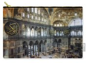 Hagia Sophia Interior Carry-all Pouch by Joan Carroll