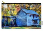 Hagood Mill With Sunrays Carry-all Pouch