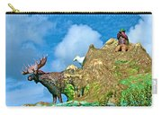 Haines Junction Landmark-yt Carry-all Pouch