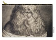 Hairy Maid, 17th Century Carry-all Pouch