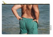 Hairy Ocean Carry-all Pouch