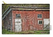 Hairy Red Barn Carry-all Pouch