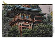 Hakoni Tea House Carry-all Pouch