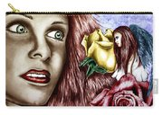 Haleys Apparition Colored Carry-all Pouch