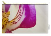 Half An Orchid Carry-all Pouch