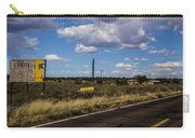 Half Billboard Carry-all Pouch
