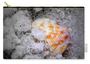 Half Buried Shell Carry-all Pouch