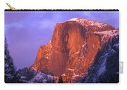 Half Dome Alpen Glow Carry-all Pouch