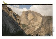 Half Dome As The Sun Drops In The Sky Carry-all Pouch