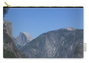 Half Dome In Distance Carry-all Pouch