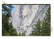 Half Dome In Spring In Yosemite Np-2013 Carry-all Pouch