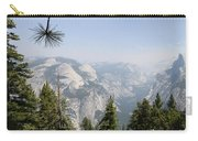 Half Dome Panorama View Carry-all Pouch