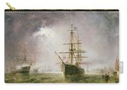 Half Mast High 19th Century Carry-all Pouch