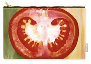 Half-tomato Carry-all Pouch