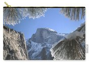 2m6757-halfdome In Winter Carry-all Pouch