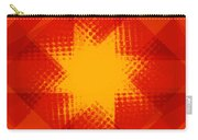 Halftone Star 2 Carry-all Pouch